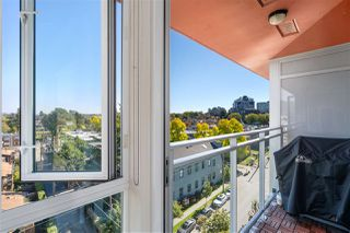 "Photo 23: 808 2321 SCOTIA Street in Vancouver: Mount Pleasant VE Condo for sale in ""Social"" (Vancouver East)  : MLS®# R2506135"