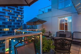 "Photo 5: 2301 1500 HOWE Street in Vancouver: Yaletown Condo for sale in ""The Discovery"" (Vancouver West)  : MLS®# R2512028"