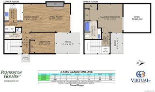 Photo 45: 2 1315 Gladstone Ave in : Vi Fernwood Row/Townhouse for sale (Victoria)  : MLS®# 861722