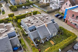 Photo 34: 2 1315 Gladstone Ave in : Vi Fernwood Row/Townhouse for sale (Victoria)  : MLS®# 861722