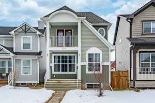 Main Photo: 106 Auburn Crest Way SE in Calgary: Auburn Bay Detached for sale : MLS®# A1059617
