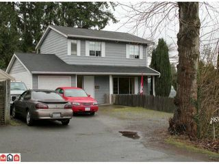 Photo 1: 2953 KING GEORGE Boulevard in Surrey: King George Corridor House for sale (South Surrey White Rock)  : MLS®# F1204373