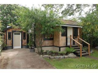 Photo 1: 1711 Haultain Street in VICTORIA: Vi Jubilee Single Family Detached for sale (Victoria)  : MLS®# 278863