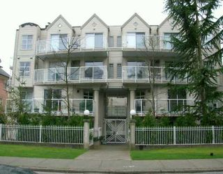 Photo 1: 203 966 W 14TH AV in Vancouver: Fairview VW Condo for sale (Vancouver West)  : MLS®# V583697