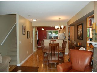 Photo 5: # 51 20540 66TH AV in Langley: Willoughby Heights Townhouse for sale : MLS®# F1313909
