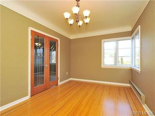 Photo 3: 3049 Earl Grey Street in VICTORIA: SW Gorge Residential for sale (Saanich West)  : MLS®# 334199