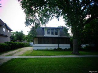 Photo 1: 920 North Drive in WINNIPEG: Fort Garry / Whyte Ridge / St Norbert Residential for sale (South Winnipeg)  : MLS®# 1416335
