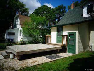 Photo 3: 920 North Drive in WINNIPEG: Fort Garry / Whyte Ridge / St Norbert Residential for sale (South Winnipeg)  : MLS®# 1416335