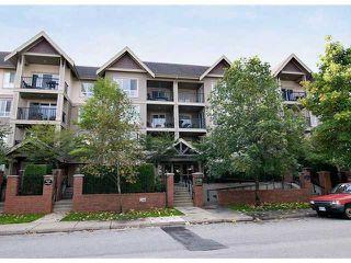 Photo 1: # 205 1576 GRANT AV in Port Coquitlam: Glenwood PQ Condo for sale : MLS®# V1040138