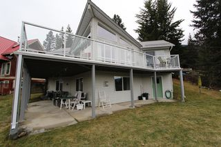 Main Photo: 7851 Squilax Anglemont Road in Anglemont: North Shuswap House for sale (Shuswap)  : MLS®# 10093969