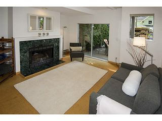 Photo 2: 2347 W 7TH AV in Vancouver: Kitsilano Townhouse for sale (Vancouver West)  : MLS®# V1140707