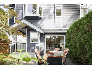 Photo 15: 2347 W 7TH AV in Vancouver: Kitsilano Townhouse for sale (Vancouver West)  : MLS®# V1140707