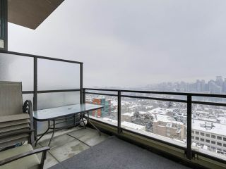Photo 9: 1507 1068 W BROADWAY in Vancouver: Fairview VW Condo for sale (Vancouver West)  : MLS®# R2137350