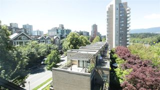 Photo 8: 503 1723 ALBERNI STREET in Vancouver: West End VW Condo for sale (Vancouver West)  : MLS®# R2137204