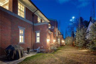 Photo 50: 1339 FRONTENAC AV SW in Calgary: Upper Mount Royal House for sale : MLS®# C4241465