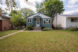 Photo 1: 530 Chelsea Avenue in Winnipeg: East Kildonan Residential for sale (3D)  : MLS®# 1919680