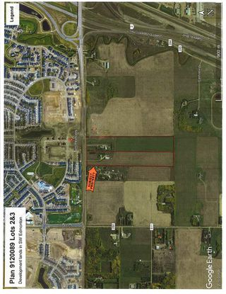 Photo 3: 12015 41 Avenue SW in Edmonton: Zone 55 Land Commercial for sale : MLS®# E4186926
