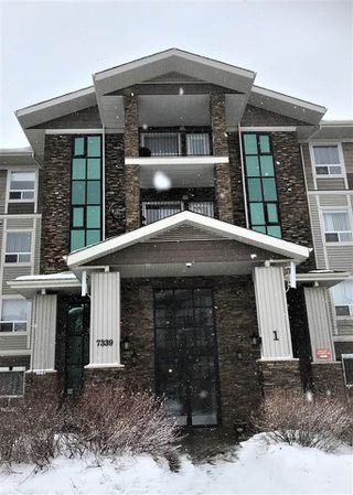Photo 1: 1105 7339 SOUTH TERWILLEGAR Drive in Edmonton: Zone 14 Condo for sale : MLS®# E4189621