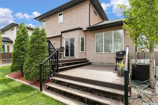 Photo 39: 718 Greaves Crescent in Saskatoon: Willowgrove Residential for sale : MLS®# SK810497