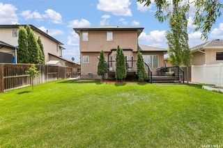 Photo 38: 718 Greaves Crescent in Saskatoon: Willowgrove Residential for sale : MLS®# SK810497