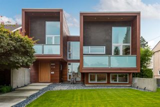 Photo 1: Custom Designed by Award Winning Architect Randy Bens- 904 Chiiliwack Street in New Westminster, BC