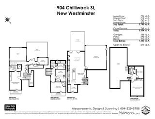Photo 40: Custom Designed by Award Winning Architect Randy Bens- 904 Chiiliwack Street in New Westminster, BC