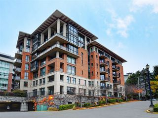 Photo 1: 608 827 Fairfield Rd in : Vi Fairfield West Condo for sale (Victoria)  : MLS®# 860369