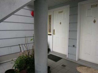 Photo 8: 2267 HEATHER ST in Vancouver: Fairview VW Townhouse for sale (Vancouver West)  : MLS®# V572108