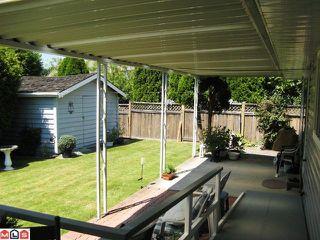 "Photo 9: 9055 161A Street in Surrey: Fleetwood Tynehead House for sale in ""MAPLE GLEN"" : MLS®# F1221293"