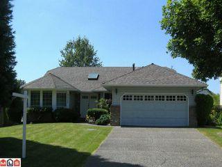 "Photo 1: 9055 161A Street in Surrey: Fleetwood Tynehead House for sale in ""MAPLE GLEN"" : MLS®# F1221293"