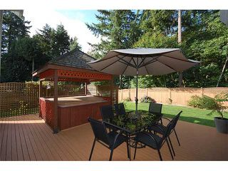 Photo 10: 3883 CLEMATIS Crest in Port Coquitlam: Oxford Heights House for sale : MLS®# V901071