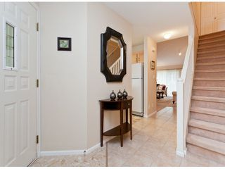 "Photo 5: 28 21138 88TH Avenue in Langley: Walnut Grove Townhouse for sale in ""SPENCER GREEN"" : MLS®# F1318729"