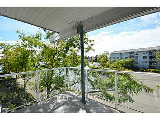 "Photo 2: 303 2020 E KENT Avenue in Vancouver: Fraserview VE Condo for sale in ""TUGBOAT LANDING"" (Vancouver East)  : MLS®# V1024161"