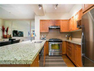 Photo 2: 314 1111 East 27th Avenue in North Vancouver: Lynn Valley Condo  : MLS®# V1034421