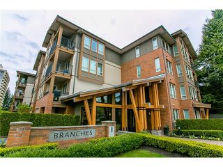 Photo 1: 314 1111 East 27th Avenue in North Vancouver: Lynn Valley Condo  : MLS®# V1034421