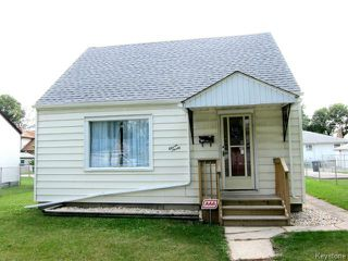 Photo 1: 1190 Magnus Avenue in WINNIPEG: North End Residential for sale (North West Winnipeg)  : MLS®# 1420549