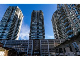 Photo 1: 2801 892 CARNARVON STREET in New Westminster: Downtown NW Condo for sale : MLS®# R2036501