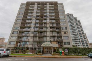 Photo 15: 1005 620 SEVENTH AVENUE in New Westminster: Uptown NW Condo for sale : MLS®# R2036609