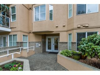 Photo 2: 107 1558 GRANT AVENUE in Port Coquitlam: Glenwood PQ Condo for sale : MLS®# R2051861