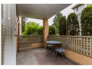Photo 19: 107 1558 GRANT AVENUE in Port Coquitlam: Glenwood PQ Condo for sale : MLS®# R2051861