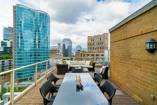 Photo 1: PH 1502 822 Homer Street in Vancouver: Yaletown Condo for sale (Vancouver West)  : MLS®# R2291700