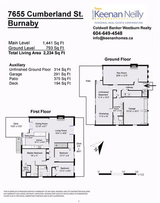 Photo 19: 7655 CUMBERLAND STREET in Burnaby: East Burnaby House for sale (Burnaby East)  : MLS®# R2351769