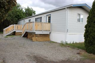 Main Photo: 46 240 G & M Road in Kamloops: South Kamloops Manufactured Home for sale : MLS®# 151459