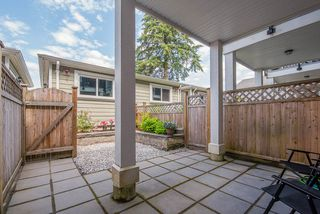 Photo 19: 5 1935 MANNING AVENUE in Port Coquitlam: Glenwood PQ Townhouse for sale : MLS®# R2371670