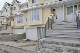 Photo 2: 48 2419 133 Avenue in Edmonton: Zone 35 Townhouse for sale : MLS®# E4191149