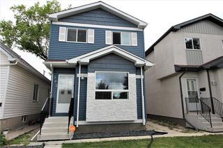 Photo 1: 397 Riverton Avenue in Winnipeg: Elmwood Residential for sale (3A)  : MLS®# 202013161