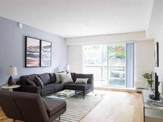 "Main Photo: 109 357 E 2ND Street in North Vancouver: Lower Lonsdale Condo for sale in ""THORNECLIFFE"" : MLS®# R2483502"