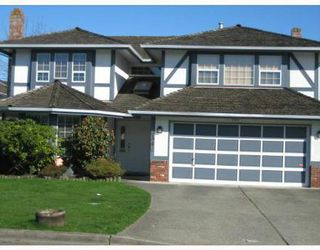 Photo 1: 9340 LASKO ST in Richmond: House for sale (Canada)  : MLS®# V636296