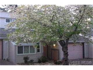 Photo 1:  in VICTORIA: SE Quadra Row/Townhouse for sale (Saanich East)  : MLS®# 363647