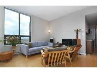 """Photo 6: 603 531 BEATTY Street in Vancouver: Downtown VW Condo for sale in """"METROLIVING"""" (Vancouver West)  : MLS®# V1001484"""